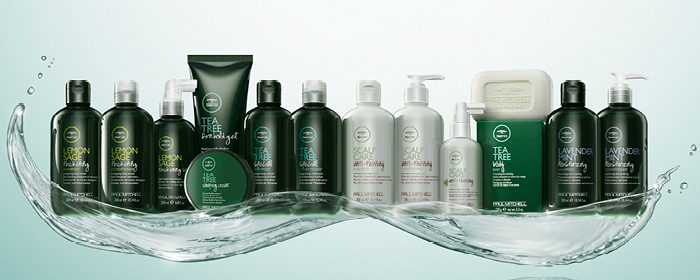 House of Hair Paul Mitchells Tea Tree serie.