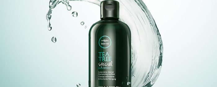 House of Hair Paul Mitchell special Tea Tree shampoo