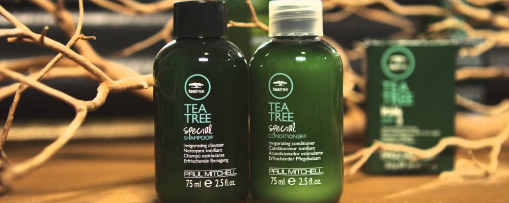 House of Hair Tea tree special shampoo og conditioner