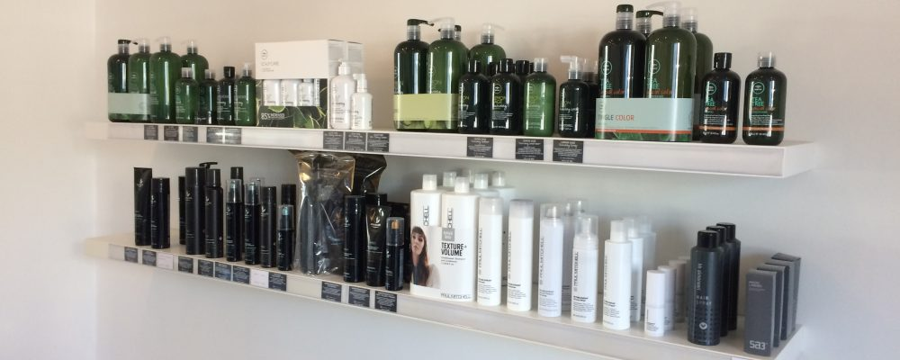 House of Hair i Randers - Paul Mitchell salon Wild Ginger Tea Tree