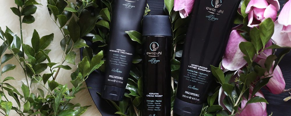 House of Hair Paul Mitchell Awapuhi wild ginger